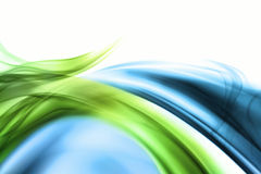 Free Wave And Smoke Background Stock Images - 15170984