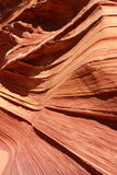 The Wave, Arizona stock images
