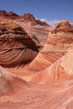 The Wave, Arizona Royalty Free Stock Image