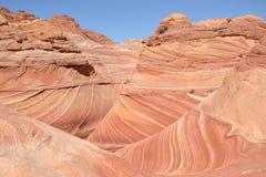 The Wave at Arizona(39) Royalty Free Stock Photography