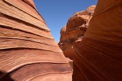 The Wave at Arizona(45) Royalty Free Stock Photo