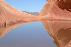 The Wave at Arizona(46) Royalty Free Stock Images