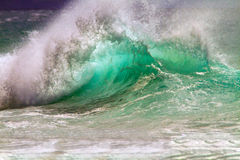Close Up Wave Break / Surf Stock Images