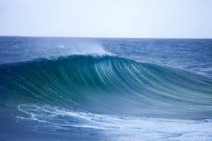Wave in Atlantic Ocean Stock Photography