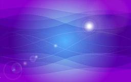 Wave Aural Background Stock Photography