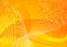 Wave background Stock Image