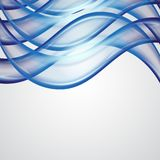 Wave background Stock Images