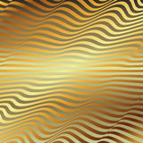 Wave Background Vector. Yellow Wave Background Vector illustration Royalty Free Stock Photography