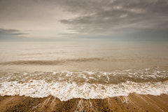 Wave on beach Royalty Free Stock Images