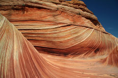 Wave Board. Vermilion Cliffs stock photos