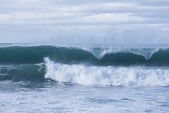 Wave breaking Royalty Free Stock Image