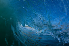 Wave breaking Royalty Free Stock Images