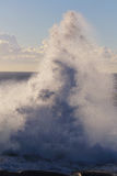 Wave breaks Royalty Free Stock Photography