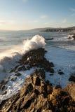 Wave broken Stock Images