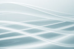 Wave of cellophane Royalty Free Stock Photography