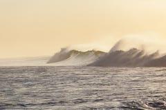 Wave Coastline royalty free stock photos