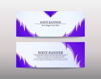 web banner template vector illustration