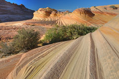 The Wave, Coyote Buttes Royalty Free Stock Image
