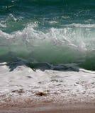 Wave crashing Stock Images