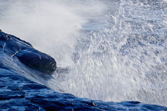 Wave Crashing Royalty Free Stock Photography