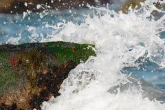 Wave crashing Royalty Free Stock Image