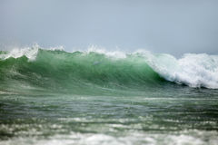 Wave crashing Royalty Free Stock Photos