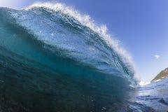 Wave Crashing Water stock photo