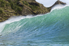 Wave Crest Stock Photos