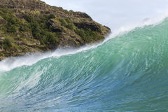 Wave Crest Stock Photography