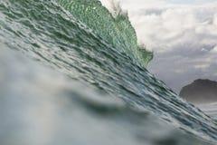 Wave Crest Stock Image