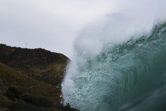 Wave Crest Stock Photo