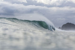 Wave Crest Royalty Free Stock Photography
