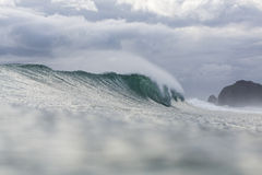 Wave Crest Stock Images