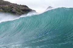 Wave Crest Royalty Free Stock Photos