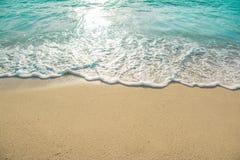 Wave dell'oceano Fotografia Stock
