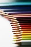 Wave delle matite Fotografia Stock