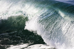 Wave Detail Royalty Free Stock Photography