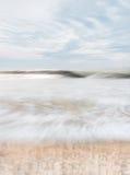 Wave e pietre Fotografia Stock Libera da Diritti