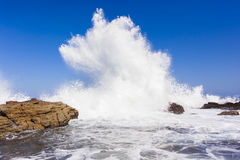 Wave Exploding Water Stock Photos
