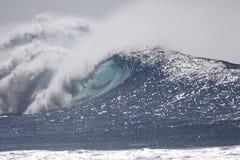 wave för 2 storm Royaltyfria Foton