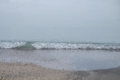 wave för tungt hav för kraschar Royaltyfria Bilder