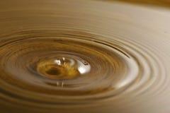 wave för vatten 001 Arkivbild