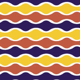 Wave fabric Patterns Royalty Free Stock Images
