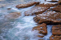 Wave flow Royalty Free Stock Images