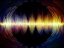 Emergence of Oscillation Stock Illustration