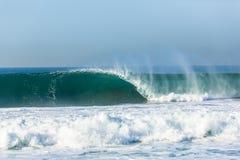 Wave Hollow Crashing Power Royalty Free Stock Photography