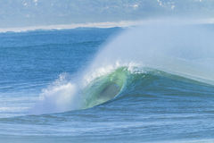 Wave Hollow Royalty Free Stock Photo