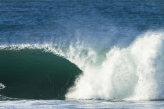 Wave Hollow Water Stock Photography