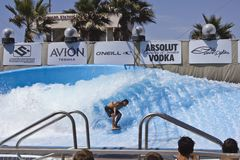 Free Wave House Athletic Club Royalty Free Stock Images - 41972539