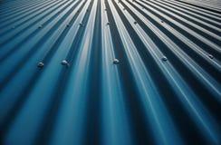 Wave iron Stock Image